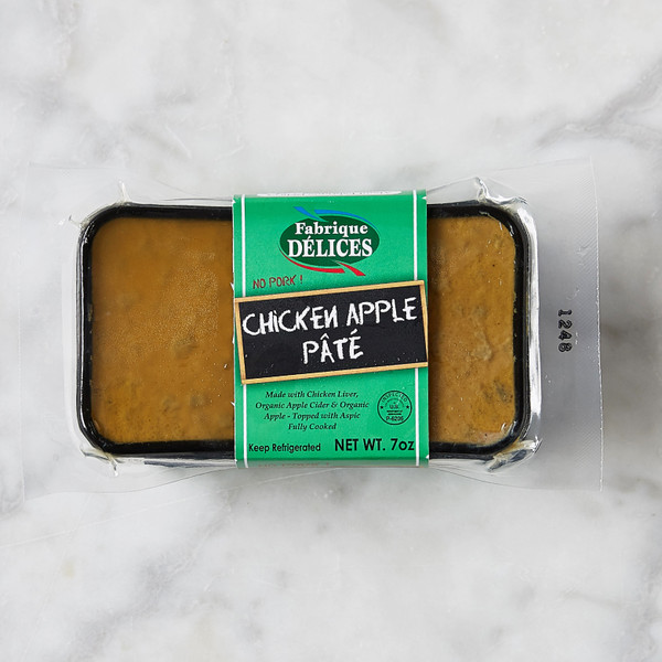 Fabrique Delices Chicken Apple Pâté 7oz