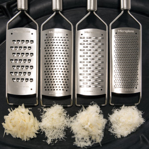Microplane Coarse Steel Grater