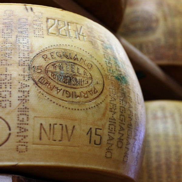 Murray's Parmigiano Reggiano Whole Wheel