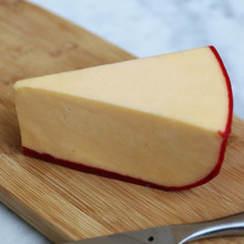 Maple Leaf Red Wax Gouda