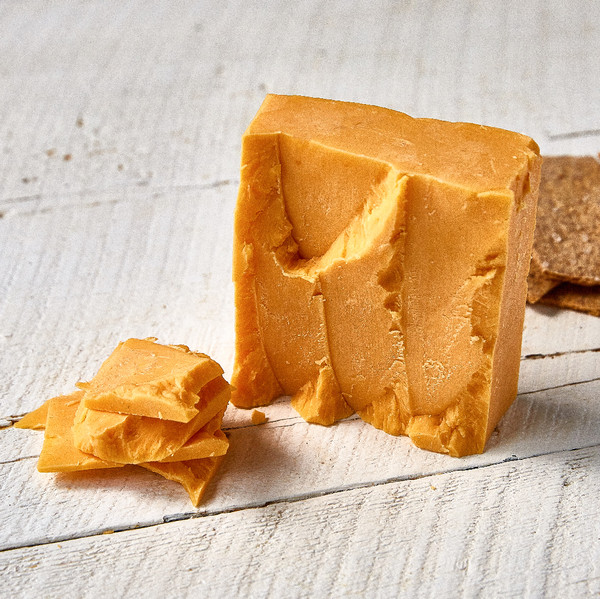 New York State Yellow Cheddar 6 months