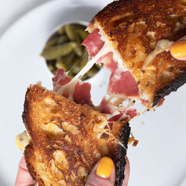Murray's Comte Grilled Cheese