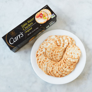 Carr's Water Crackers 4.3 oz