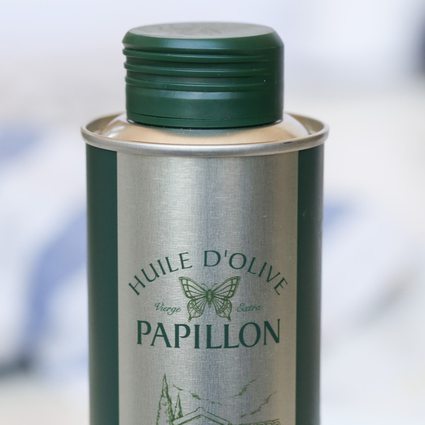 Huile D'Olive Papillon Extra Virgin Olive Oil 8.4oz