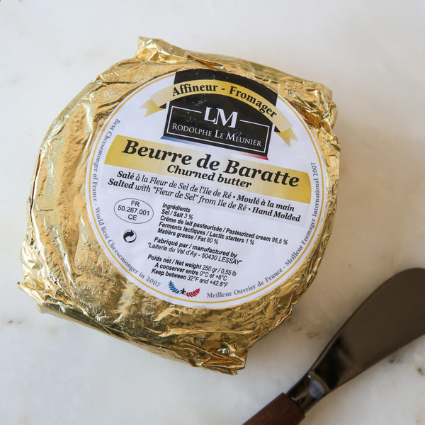 Rodolphe Salted Butter 250g