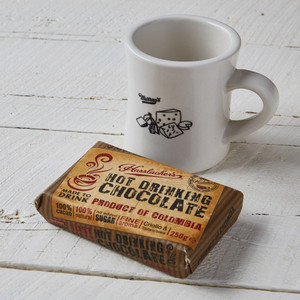 Hasslacher's Hot Drinking Chocolate Brick 250g