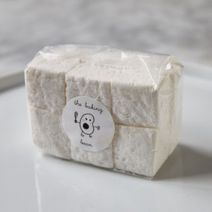 The Baking Bean Vanilla Marshmallows - 12 Pack 5oz