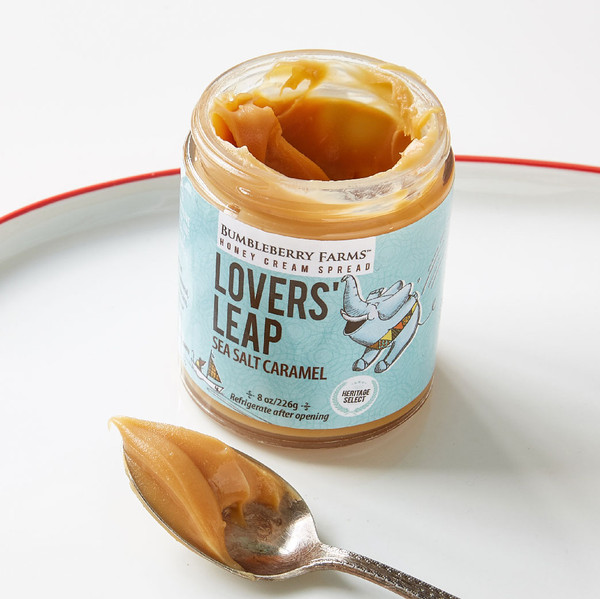 Bumbleberry Farms Lovers' Leap Sea Salt Caramel