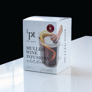 Teroforma Mulled Wine Infusion Pack 1.7oz