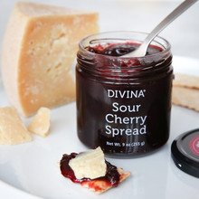 Divina Sour Cherry Spread