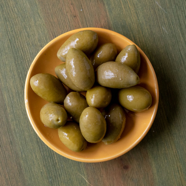 Green Cerignola Olives 5.3oz