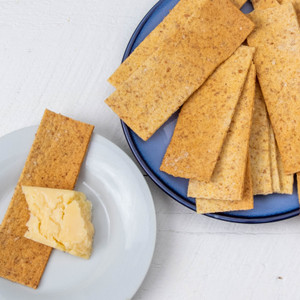 Z Crackers Sea Salt And Olive Oil Crackers 8 oz