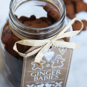 Rustic Bakery Mini Ginger Babies 12 oz