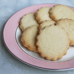 Rustic Bakery Meyer Lemon Shortbread 4oz