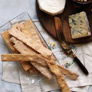 Rustic Bakery Olive Oil & Sel Gris
