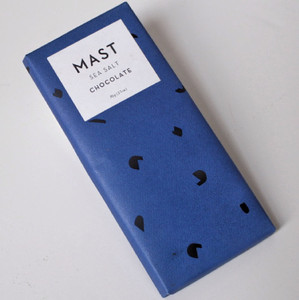 Mast Brothers Chocolate Maine Sea Salt Bar 2.5 oz