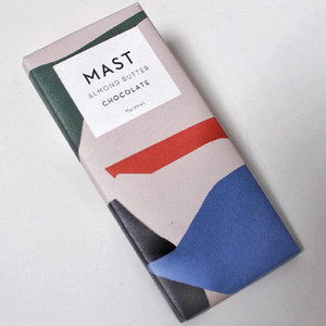 Mast Brothers Chocolate Almond Bar 2.5oz