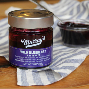 Murray's Wild Blueberries Preserves 10oz