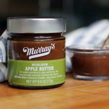 Murray's Heirloom Apple Butter 9.6 oz