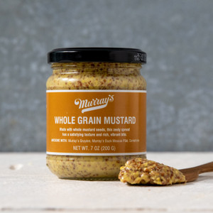 Murray's Whole Grain Mustard 7oz