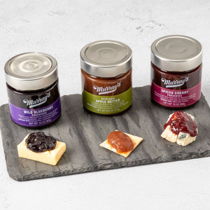 Murray's Jam Trio Gift Set with Cheeses