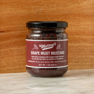 Murray's Grape Must Mustard 7oz