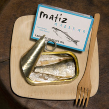 Matiz Sardines In Oil 4.2 oz