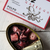 Matiz Octopus in EVOO 120g
