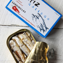 Matiz Sardines With Piquillo 85 G
