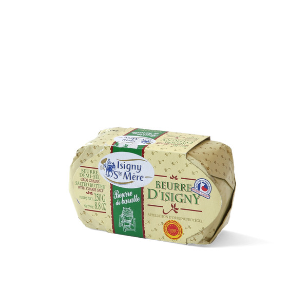 Isigny Ste Mère Salted Butter 250 G