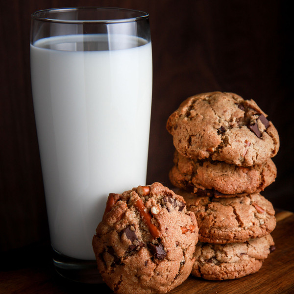 Baked Salty Chocolate Chunk Cookie Mix 21oz