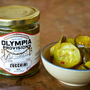 Olympia Provisions Bread and Butter Zucchini Pickles 9oz