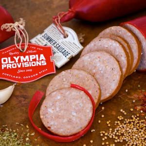 Olympia Provisions Summer Sausage 12oz