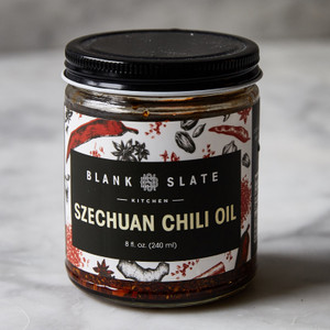 Blank Slate Kitchen Szechuan Chili Oil