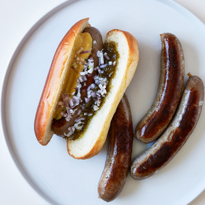 Meat Hook Sausage Co Bratwurst 12oz
