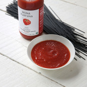 Bona Furtuna Organic Original Marinara Sauce 25.4oz