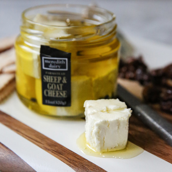 Meredith Dairy Marinated Feta 11 oz