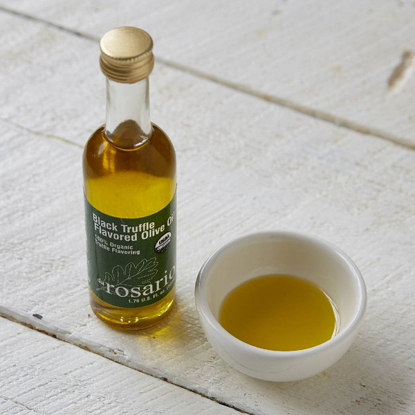 Da Rosario Black Truffle Oil 1.76 oz