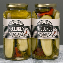 McClure's Pickles Spicy Pickles 32 oz
