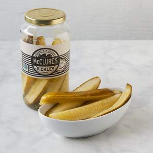 McClure's Pickles Garlic Dill Pickles 32oz