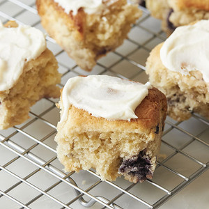Callie's Biscuits Simply Iced Blueberry Biscuits 6oz