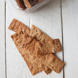 Firehook Multigrain Flax Cracker 5.5oz