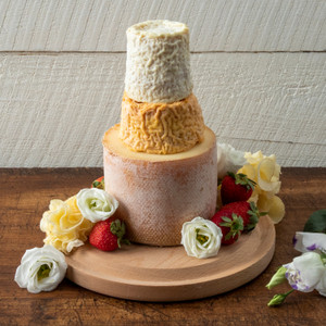 Girolle Cheese Tower