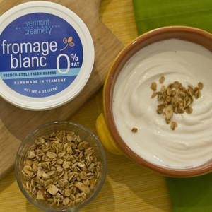 Vermont Creamery Fromage Blanc 3-Pack