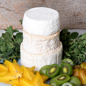 Bloomy Beauties Cheese Tower