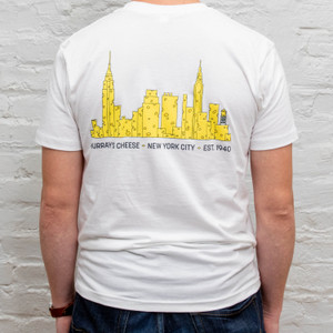 Murray's NYC Skyline T-Shirt