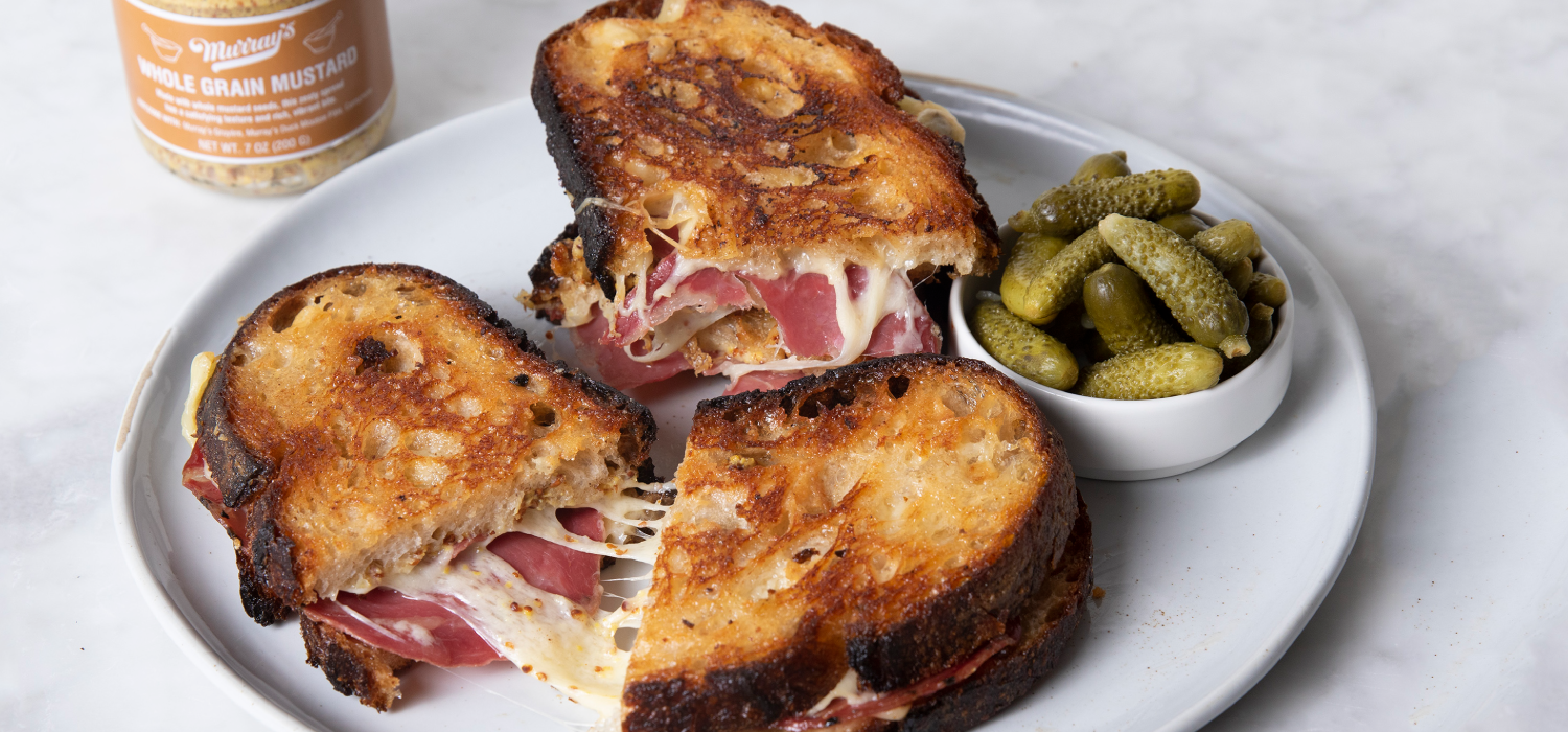 Murray's 18 Month Comte Grilled Cheese