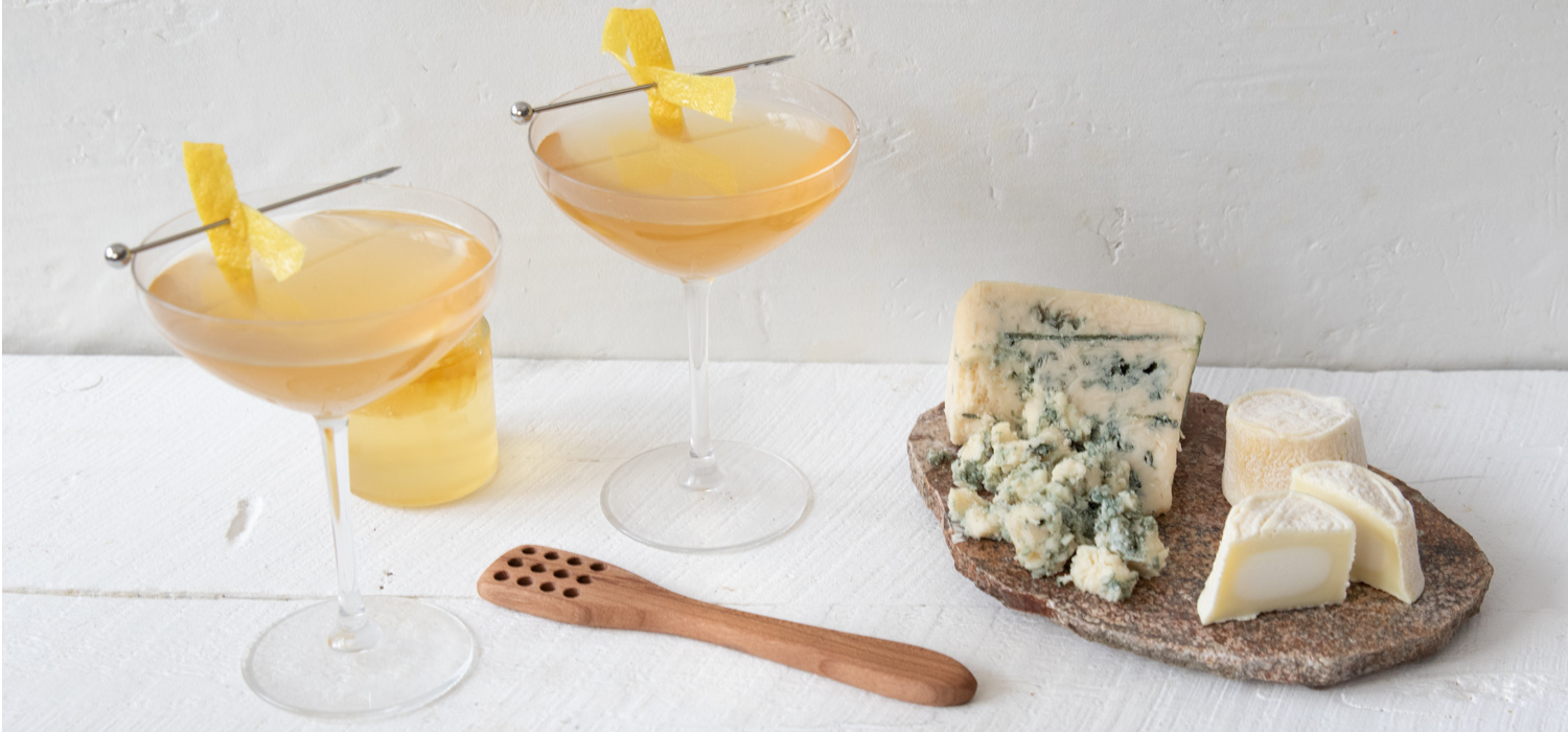 The Bees' Louise with Cheese Pairings