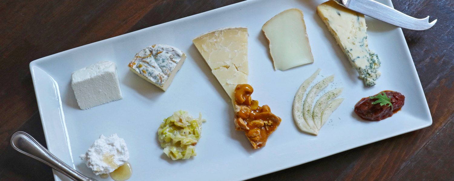 Casellula Cheese Plate