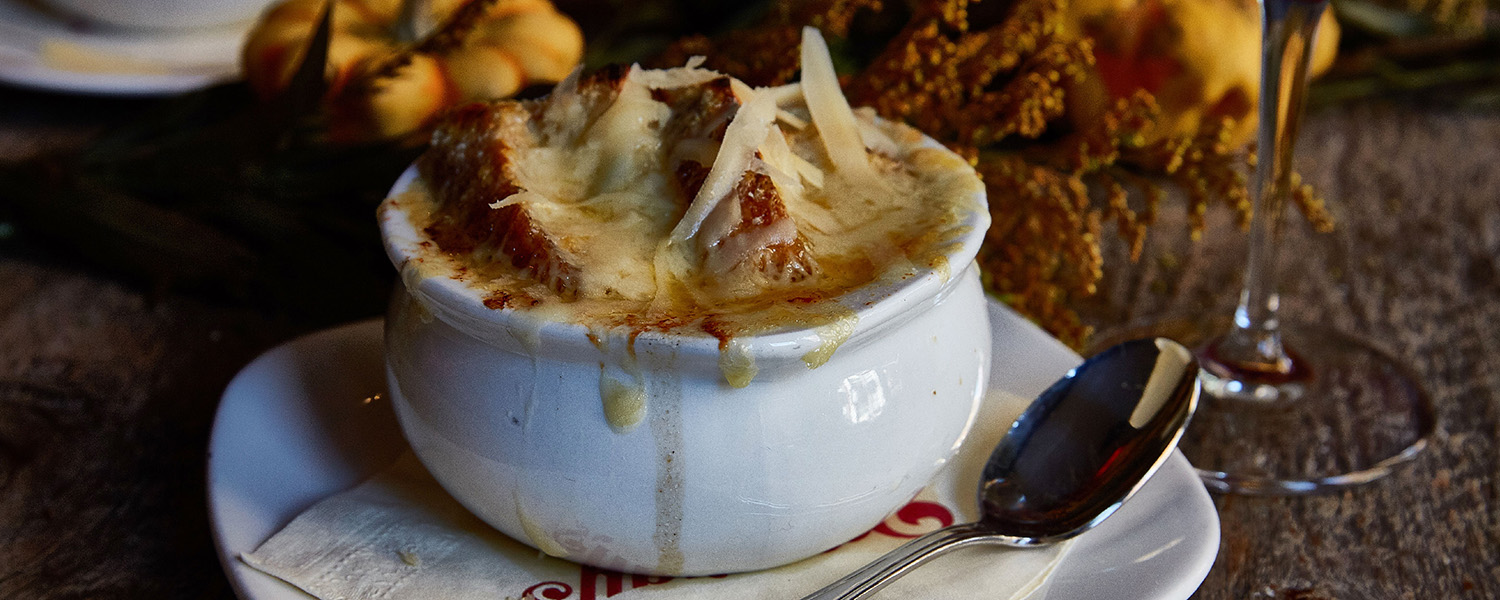 Murray's Classic Cheesy French Onion Soup